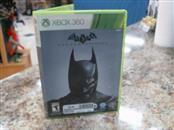 MICROSOFT Microsoft XBOX 360 Game BATMAN ARKHAM ORIGINS - XBOX 360